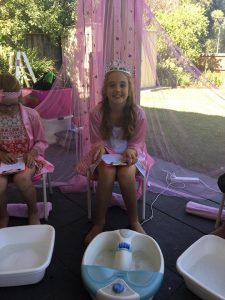 Abbey_Pamper_party