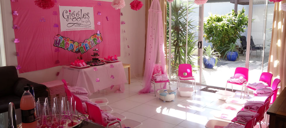 Kids Party Planners in Melbourne