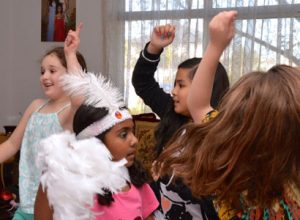 Boutique Parties & Events Kids Children's Birthday Party