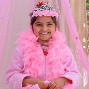KIDS princess party themes